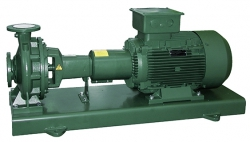 Насос KDN 40-125    2.2 - IE2. Рабочее колесо - чугун