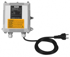 "NEW PROTEC.  AND CONTR. EQUIP.  for bore-hole pumps CONTROL  BOX  4""  1  (0,75 Kw)"