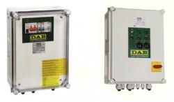 Шкаф управления и защиты 2 насосов DAB E2D0,6M