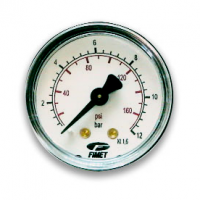 "Аксессуары AXIAL PRESS. GAUGE 6 BAR  D.50, 1/4""  COUPL."